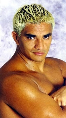 Luchador Shocker