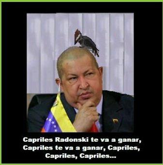 Capriles te tiene loco... Capriles te tiene loco...
