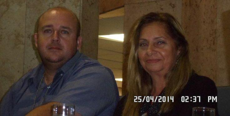 Eduardo Jorge de Paula e Iris Tomaelo