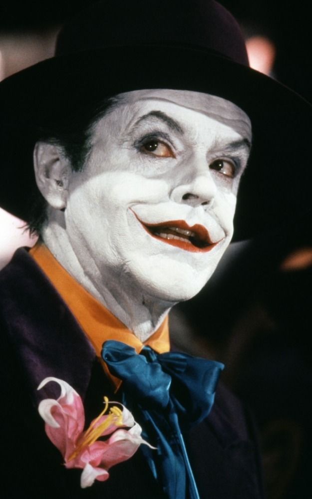 Joker Jack Nicholson. ...