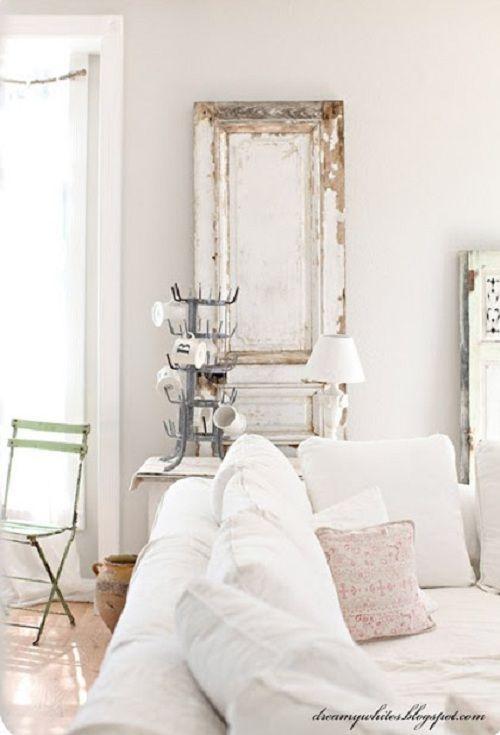 Decoracion Salas Vintage ~ Puerta vintage decorativa ? Decorative vintage door