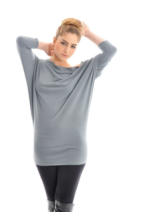 All long sleeve Piko tops and tunics in all colors.