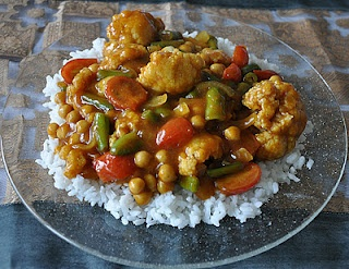 Easy Vegetable Curry | Vegetarian Recipes | Pinterest