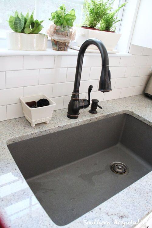 Ikea kitchen renovation cost breakdown - Undermount granite kitchen sinks ...