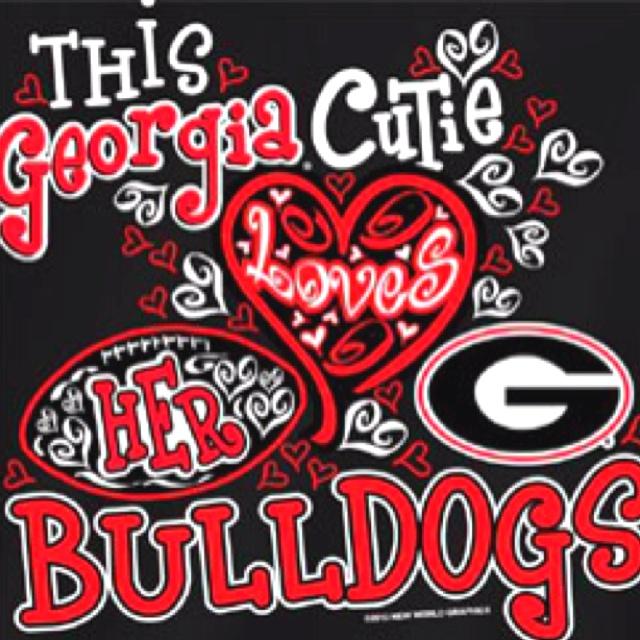 Georgia Bulldogs Football Pictures And Quotes. QuotesGram