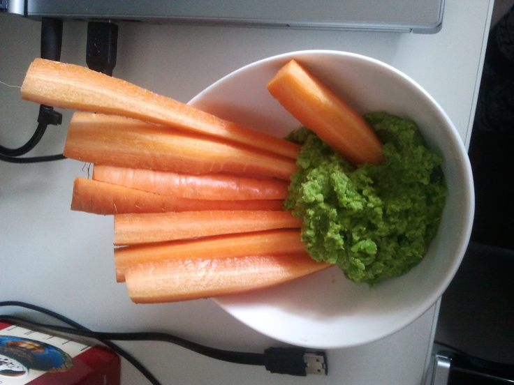 peas with mint and fresh carrots | Health and Fitness ( Part 1 ) | Pi ...