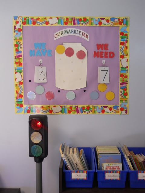 Classroom Marble Jar Ideas : Marble jar classroom management school pinterest