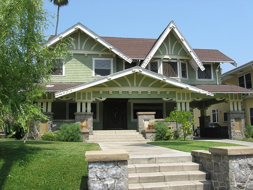 Two Story Craftsman Home Google Search Exterior