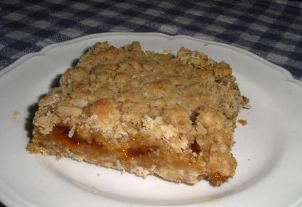 CornerStone Restaurant Apricot Oatmeal Bars | Recipe
