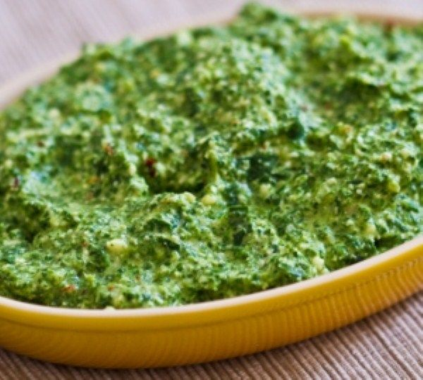 Spinach Dip | Raw Food