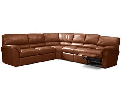 Reese Sectional By La Z Boy In Sunset Home Decor