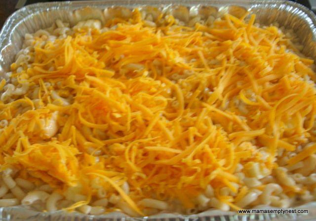 ... Cookin' – Sweetie Pie's Macaroni & Cheese | Mama's Empty Nest