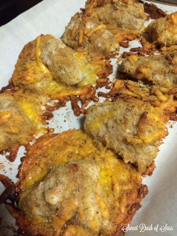 Crunchy Cheddar Chicken Recipe — Dishmaps
