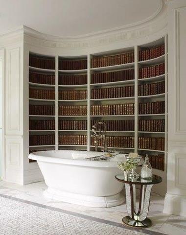 Bathroom on Bathroom Library   Unusual Bathtubs