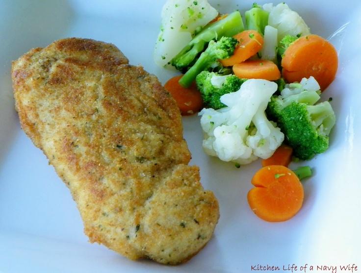 Italian Breaded Pork Chops | Pork - that's all folks | Pinterest