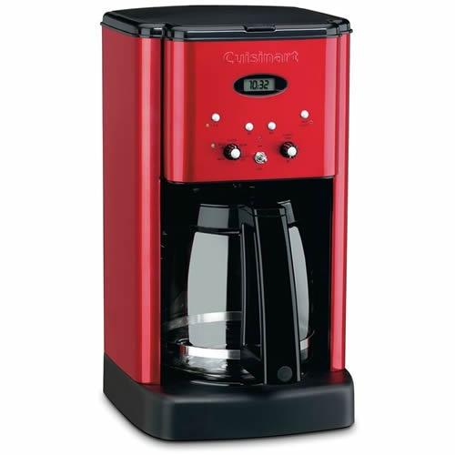 cuisinart 12-cup red coffee maker #Serendipity Pinterest