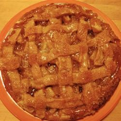 Apple Pie by Grandma Ople   Recipe