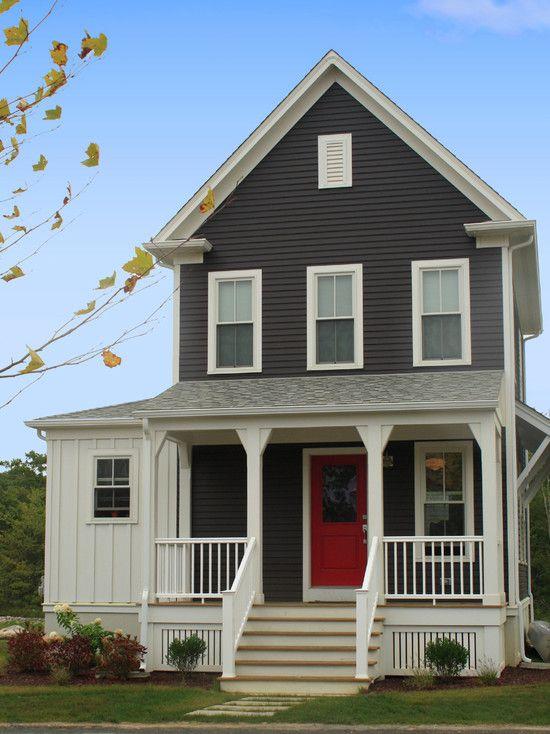Design house color scheme exterior
