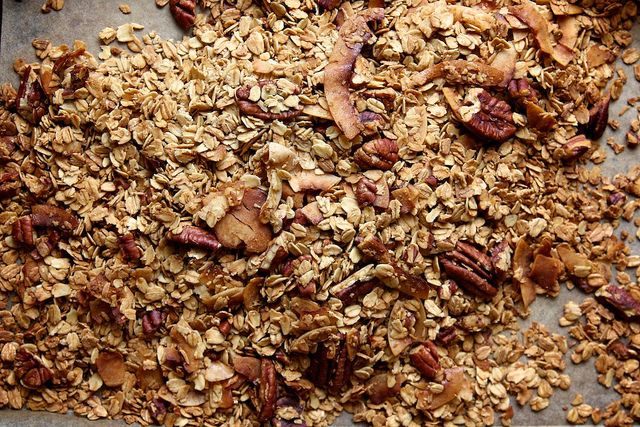 Joy the Baker – Maple Pecan Granola and a trip to Maine