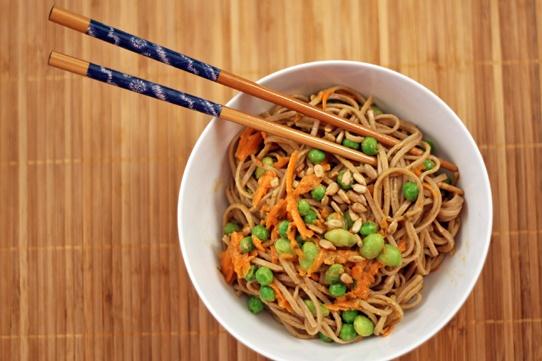 ... soba noodle salad3 cold soba noodle salad with raw veggie noodles a