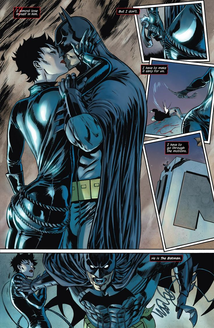 From Catwoman #5 new 52 | Real | Pinterest