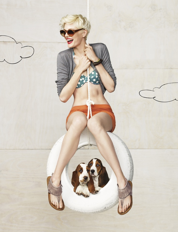 Hush Puppies style Laze Toe Post_BT - Laid-Back Luxe collection
