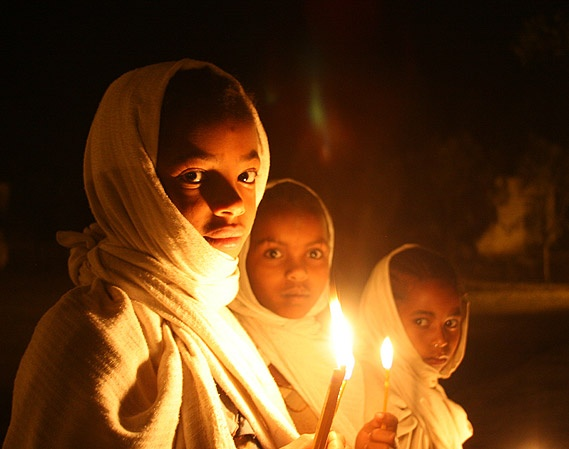 Beautiful Ethiopian Children - Ethiopia Travel Photo Gallery | Away.com