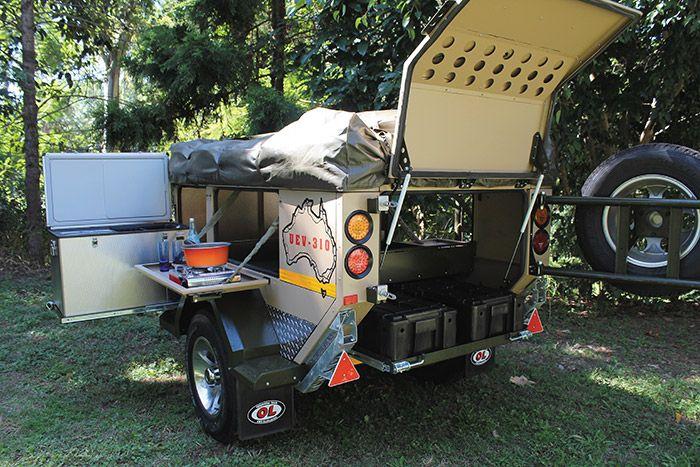 Innovative Sale Cargo Trailer Camper Box Trailer Utility Trailer Teardrop Trailer