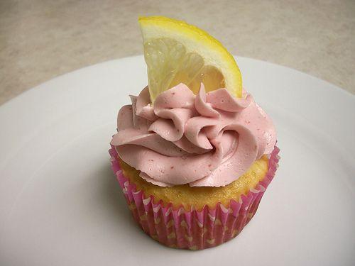 raspberry lemon cupcakes | Dinner | Pinterest