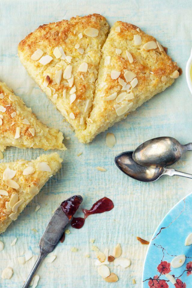 Orange Almond Scones | Food and Libations | Pinterest