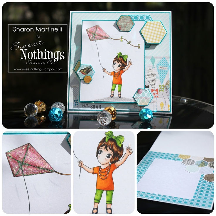 Pin by sweet nothings stamp co on design team creations pinterest
