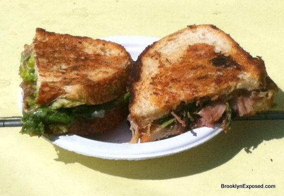 "Food Freaks Bring Us Grilled Cheese On Wheels"" - BrooklynExposed.com ..."