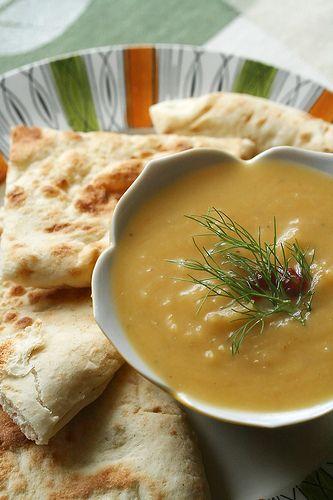 Creature Comforts - Winter Squash and Fennel Soup - Crumb: A Food Blog