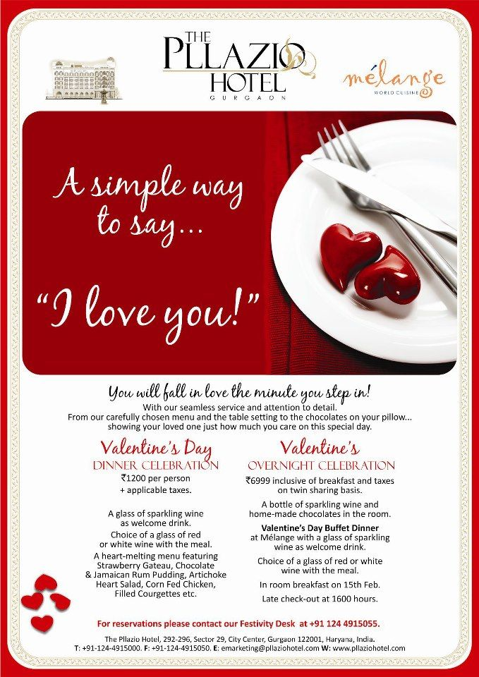 valentine reservations nyc