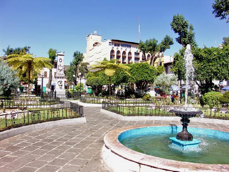 El jardin de los martires uruapan michoacan pinterest for Bazzel el jardin de los secretos