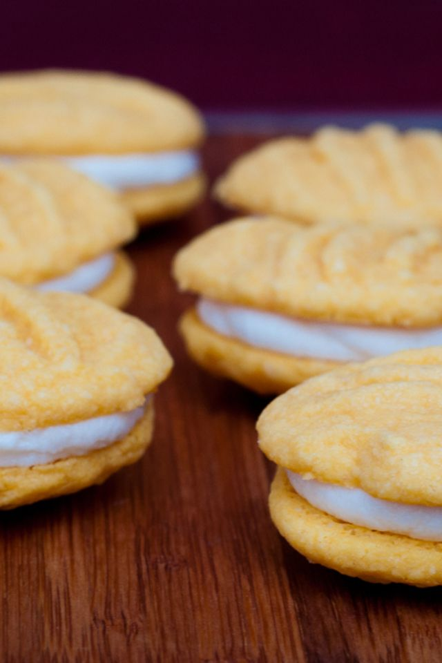 Lemon melting moment cookies | Food and Libations | Pinterest