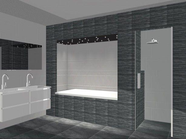 Dorpel Badkamer Deur ~ Mooie strakke maar toch gezellige badkamer Ontworpen bij PUUR