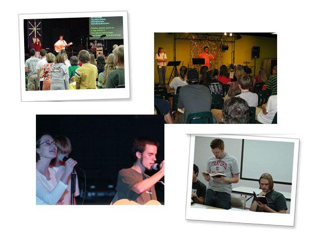 Teen Community Bible Study 121