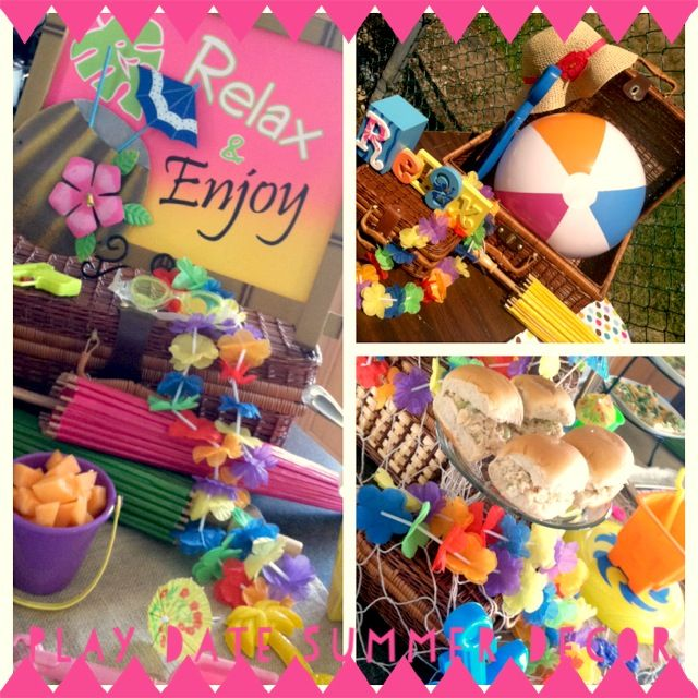 Cute cheap summer party ideas wonderfully made Summer party themes