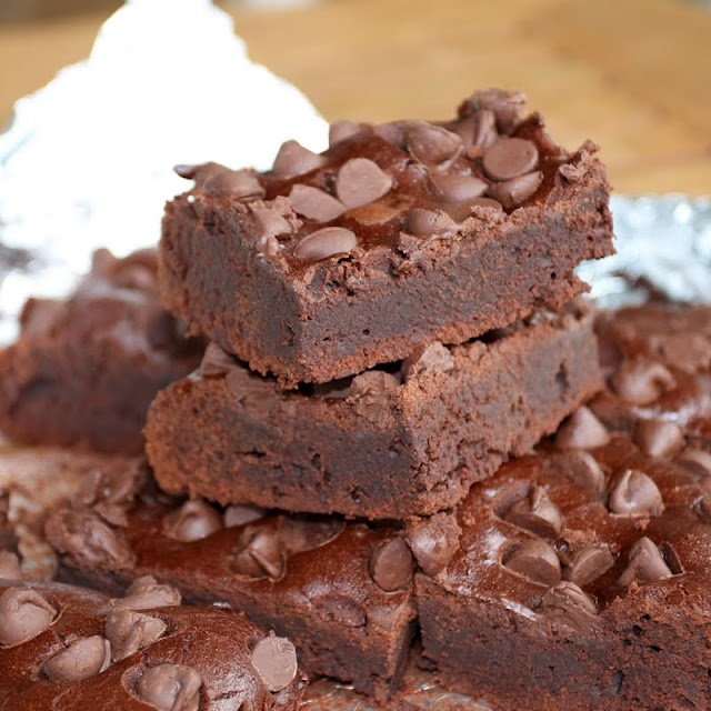 Browned Butter Cocoa Brownies | Brownies & Bars | Pinterest