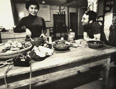 Yoko in the Kitchen