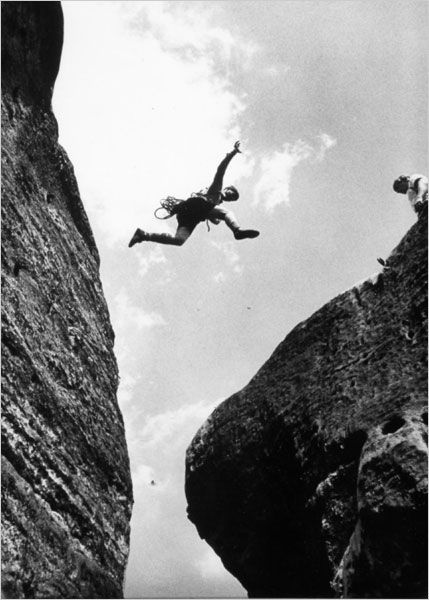Rock jumping courage pinterest
