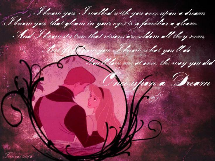Sleeping Beauty Quotes | Aurora | Pinterest