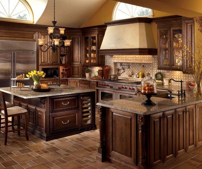 Nice Hood Traditional Kitchen Cabinets And Pantry Pinte