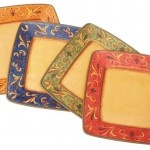 I am positive I can't live without these plates to display in my kitchen!
