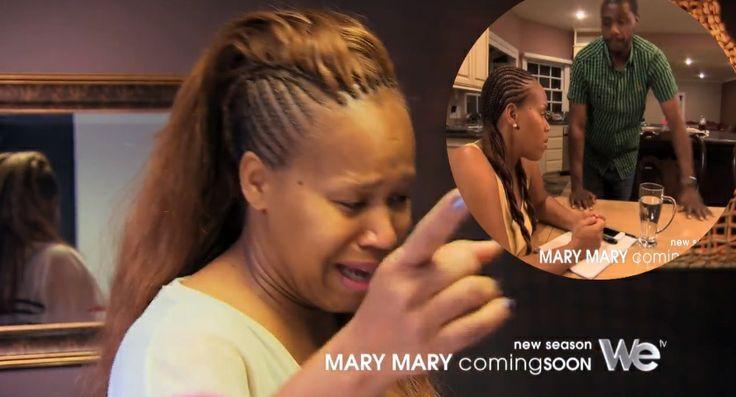 Mary Mary Tina Campbell Husband Cheats