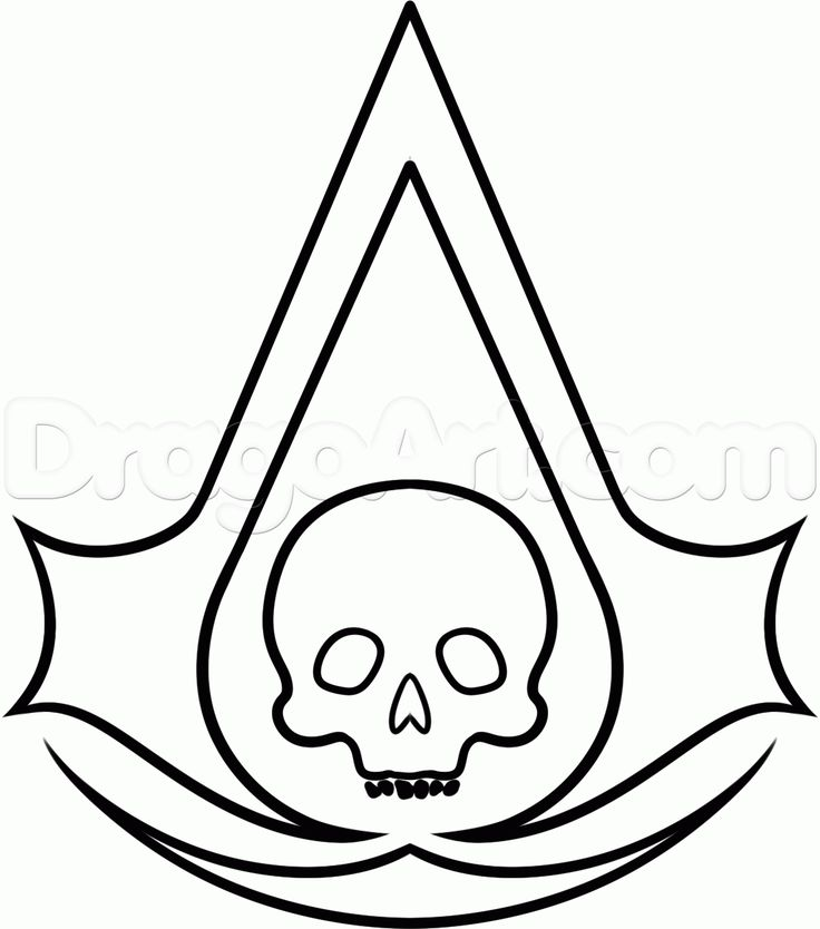 Similiar Assassins Creed Symbol Coloring Pages Keywords