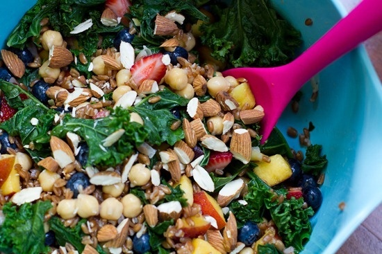Heat Wave Summer Salad Recipe — Dishmaps