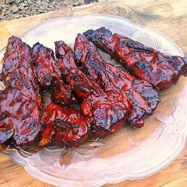 BBQ Country Style Ribs recipe - allthecooks.com