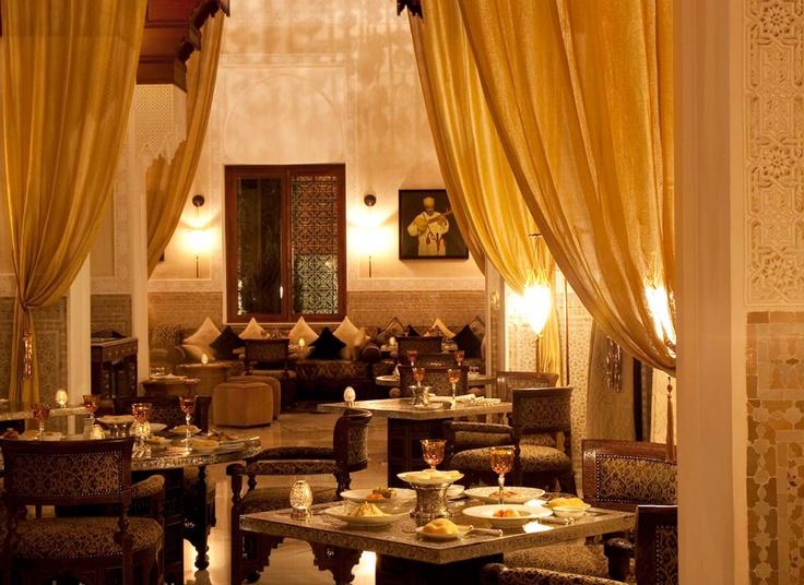 La Grande Table Marocaine  Places I want to go  Pinterest